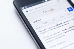 Small business Google Analytics