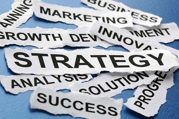 words describing strategy skills