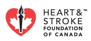 Heart & Stroke Foundation Logo