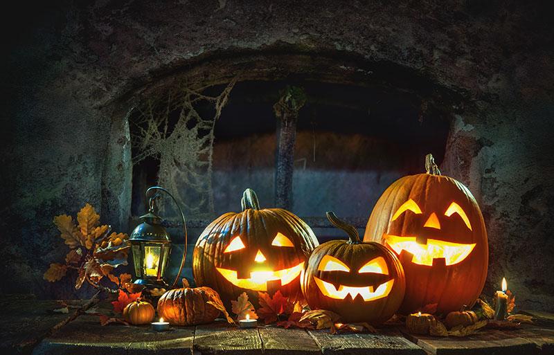 Halloween in Victoria!  (Candace's Corner)