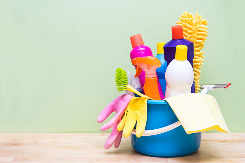 Spring Cleaning Tips (Candace's Corner)